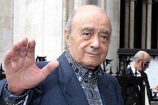Al Fayed, acusado de abuso sexual