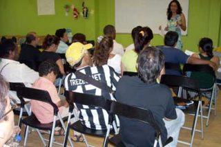 Taller sobre creación de empresas en CEPI Hispano Peruano de Majadahonda