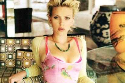 Scarlett Johansson por la paz