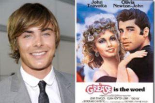Zac Efrón en la remake de ¿Grease?
