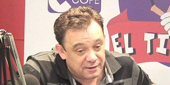 """José Antonio Abellán: """"Te la han colado, Melchor"""""""