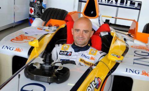 Lobato y su equipo de Fórmula 1 a un paso de fichar por La Sexta