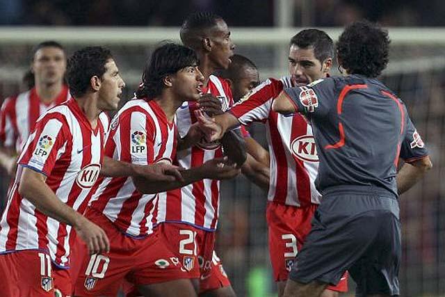 El Barça arrolla al Atlético de Madrid (6-1)