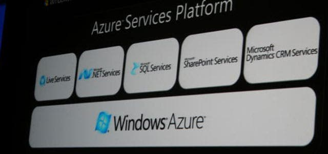 Microsoft aterriza en la nube