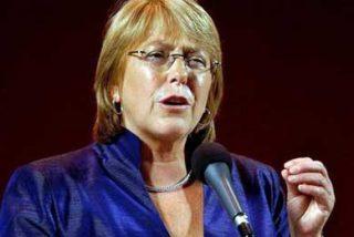 "Bachellet pide evitar el ""desplome social"" a causa de la crisis"