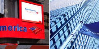 JP Morgan y Bank of America, los nuevos amos