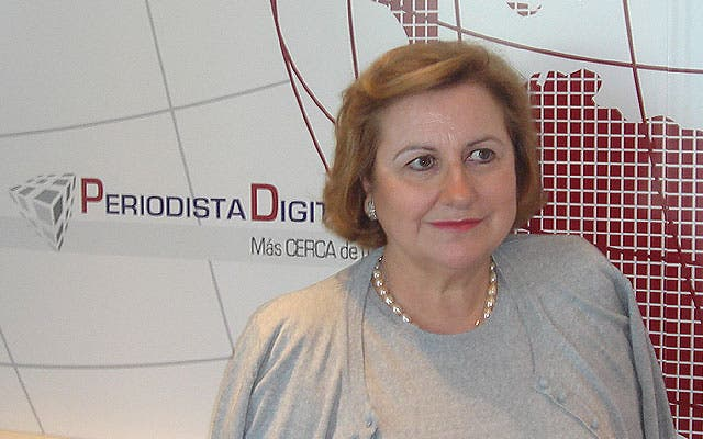 """Blanca Fernández-Capel: """"Lo que me aterra es la manipulación de la ciencia con fines políticos"""""""