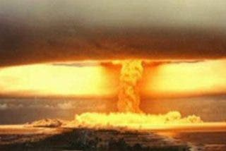 ¿Tiraron los americanos una tercera bomba atómica en Iraq?