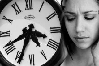 El cambio de hora puede provocar alteraciones del sueño, irritación y distimia