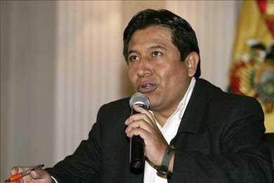 Bolivia quiere revisar sus relaciones con EE.UU. para hacerlas más justas