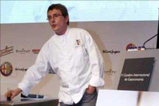 Cocinero vasco recibe la Medalla de Honor al Mérito del Congreso peruano