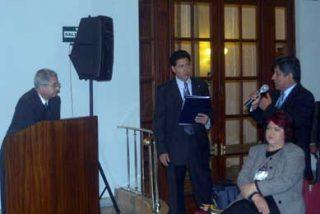 Madrid presente en convención mundial de consejos de consulta de Perú en el exterior
