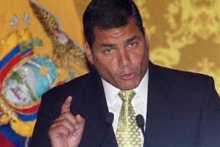 """Correa es el """"candidato obvio"""" de Alianza País para los comicios de 2009, dice Larrea"""