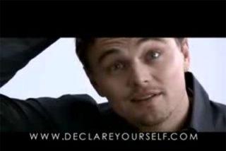 Actores de Hollywood se reúnen en un vídeo para pedir a la población que vote