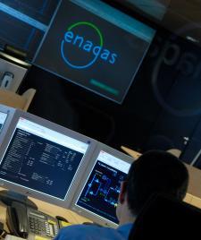 Enagás ganó 201,2 millones de euros hasta septiembre, un 14,1% más