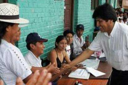 Morales acusa a Bush de nacionalizar la quiebra financiera para salvar a ricos