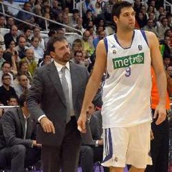 Los árbitros también ningunean al Madrid en baloncesto