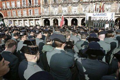 El Gobierno ZP amenaza a guardias civiles para que no se manifiesten este 18 de octubre