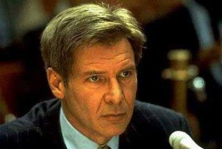 Harrison Ford elegido como el presidente cinematográfico favorito