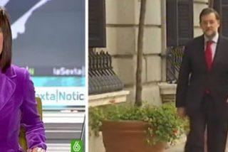 "Rajoy se encargó en persona de mandar un ""recado"" a La Sexta"