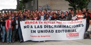 Comienzan las huelgas en Marca y Pedrojota e Inda alistan despidos masivos