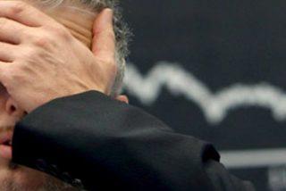 El pesimismo se apodera del Ibex, cae un 3,83% y pierde la cota de los 10.000 puntos