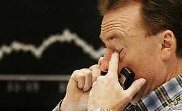 La mayor caída de la historia del Ibex, un 9%, provoca un desplome semanal del 21%