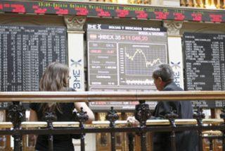 La Bolsa española sigue senda bajista de Wall Street y el Ibex cae el 0,93%