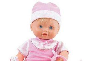 "La muñeca ""pro-islámica"", que lanza mensajes secretos"