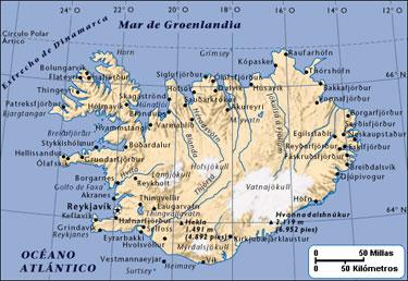 Internautas chinos proponen aprovechar la crisis y comprar Islandia