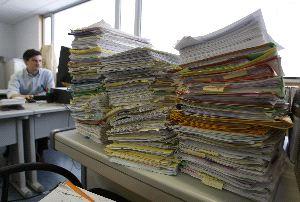 Las suspensiones de pagos colapsan los juzgados mercantiles con sobrecargas de trabajo del 1000%