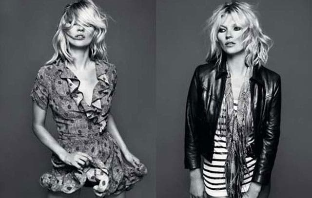 Récord de ventas de la ' Christmas Collection' de Kate Moss