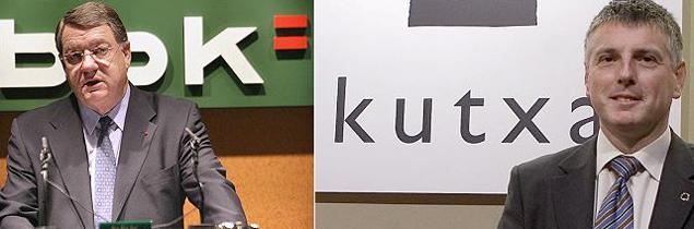 BBK y Kutxa aprueban la fusión