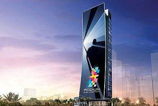 Construirán la pantalla más grande del mundo; medirá 33 pisos