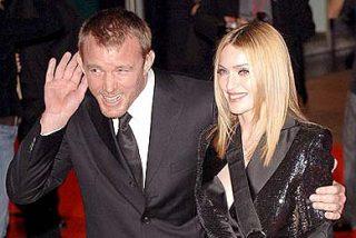 Guy Ritchie recibirá casi 77 millones de euros de Madonna