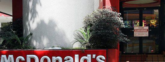 Venezuela cierra temporalmente todos los McDonald's