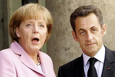 """El G-4 europeo lanza el """"capitalismo empresarial y no especulador"""""""