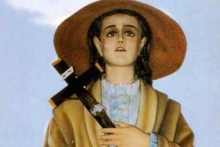 """La iglesia de San Lorenzo de Lavapiés de Madrid acoge a """"Narcisita"""" de Ecuador"""