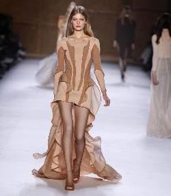 Colección de ensueño de Nina Ricci en la Semana de la Moda de París