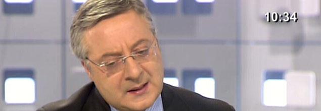 """Blanco asegura que """"no se está regalando dinero a los bancos"""""""