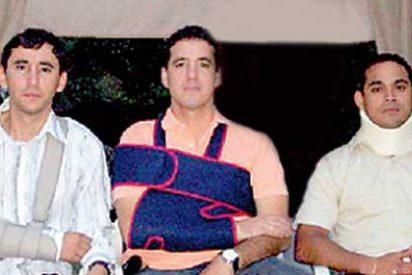 Policías propinan paliza a tres peruanos en Madrid
