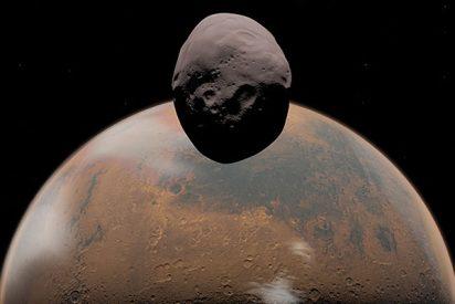 La verdadera naturaleza de Phobos
