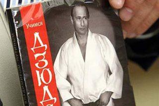¿Quiere aprender judo?... El ex presidente Putin le enseña
