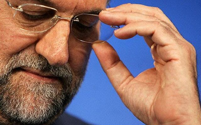 """Rajoy: """"Mañana tengo el coñazo del desfile"""""""