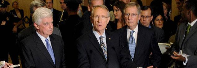 El Senado de EEUU aprueba con cambios el plan anticrisis de Bush