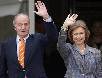 La Casa Real cierra sus puertas a la prensa el día de la Fiesta Nacional
