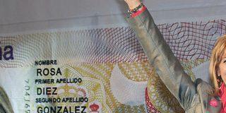 La UPD de Rosa Díez tiene hueco... y grande