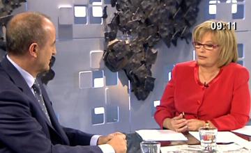"""María Teresa Campos, a Sebastián: """"Usted es el ministro del ahorro"""""""