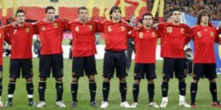Ser futbolista español mola