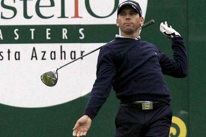 Paul Casey arrebata a Sergio García el número tres en el ranking mundial de golf